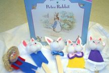 FIAR: The Tale of Peter Rabbit / Ideas and resources to help with the study of the book The Tale of Peter Rabbit from the Five in a Row {FIAR} curriculum