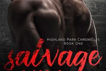 Salvage Him / Anger and lies can lead to destruction, but passion and control can lead to love. Harrison's anger and Brooklyn's lies push them both toward destruction. Can passion and control SALVAGE their love?
