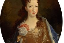 Louisa Maria Teresa Stuart / 1692-1712