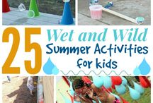 activities for the girls: summer