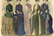 Historical Fashions,etc.