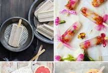 Popsicles and Icecreams / Homemade popsicles and Icecreams. Perfect for summer!