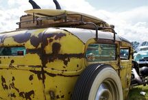 rat rods / by red browning