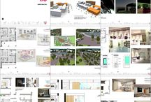 Portfolio_Mattia Moschino Architecture & Interior Design / collage