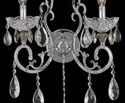 Elegant Lighting Aria Collection / Elegant Lighting is a prominent designer, manufacturer and distributor of stylish crystal chandeliers and other lighting items. For more than a decade, the company focuses on providing lighting creations that go well with the interior designs of the house. With its headquarters in Philadelphia, they have been producing innovative designs for crystal chandeliers and other lighting products.