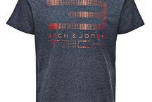 camisetas para estampacion cuello v - redondo