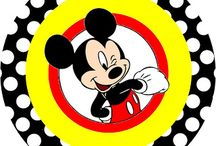 Cumple Mickey
