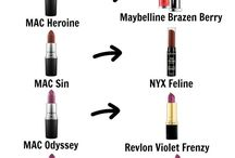MAKEUP DUPES - MAC