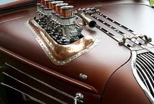 Roadster detailing
