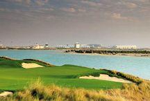 Pro-Am Abu Dhabi Novembre 2015 / Magnifique parcours de Yas Links Golf Club qui vient d'accueillir le tournoi privé The Invitational; Les clients et Pros amis de Parcours & Voyages pourront jouer ce même parcours lors du Pro-Am anniversaire en Novembre 2015..ne ratez pas cette belle opportunité de jouer un superbe tournoi a seulement 6 heures de Paris ! connectez vous dès à présent sur notre site et réservez votre place!