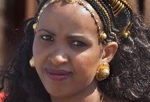 African Hair art
