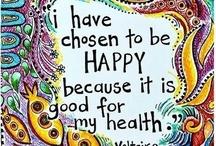 I choose to be happy! / by Katy May