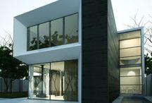 Dream House All Things Modern / by Cynthia OConnor