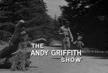 The Andy Griffith Show / My dream dad! He loves his daughter inspite of who she is. / by Karen Slicer