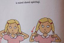 Básničky v MŠ / Básničky pro předškoláky