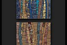 Tronco mosaico