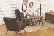 Children's Mid-century Modern Furniture