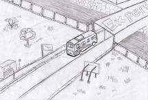 my manual drawing