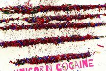 Unicorn cocaine / Unicorn cocaine