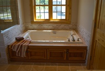 Bathrooms by Dickinson Homes / bathrooms designed and built by Dickinson Homes