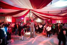 Parties at AES NYC Venues / Celebrations. Social and Corporate. Galas to Anniversaries to Holidays and more.