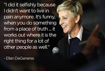 Ellen is awesome!