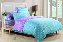 Cama (Cobertores, lençol, fronhas)