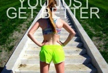 Fitness Fun! / My love affair with all things healthy and fit!