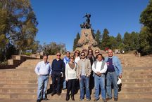 Our Guests  / Personalities invited by Wines of Argentina, tour our country and get to know and enjoy our land, our people and our wines.