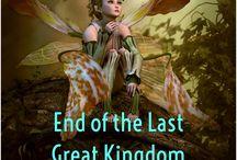 Brimstone Chonicles / Pins of the dark fantasy book series the Brimstone Chronicles.