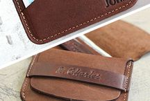 Fine Leather Groomsmen Gifts