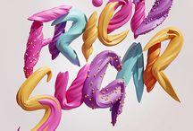 => Créa typographique