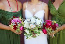 Wedding Ideas - Reds