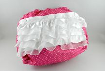 WHAM Cute Cloth Diaper Finds (for Girls) / Who isn't always on the look out for cute cloth diaper prints? Here's some I've found in my travels from Work at Home Mom (WHAM) Cloth Diaper makers.