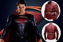 Superman Jackets