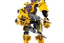 Hero factory/bionicle