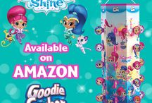 Shimmer & Shine Goodie Gusher