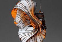 Escultura paper