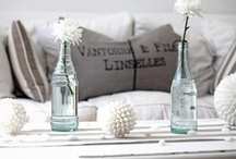The Orchard: Table Styling: Shabby Chic Vintage