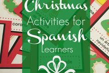 Bilingual Christmas Activities