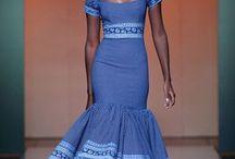 shweshwe dress