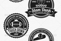 Sports Icons/Badges