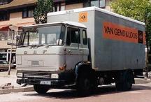 vrachtauto's