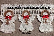 Bicos em Crochê Variados / Nozzles / Spouts upon Crochet Miscellaneous / Various