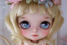 Dolls. Blythe