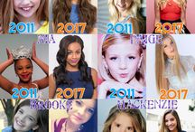 Dance Moms / My faves are Chloe, Kenzie, Nia, Kalani and Kendall