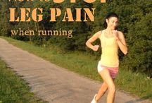 Running, Jogging and Walking