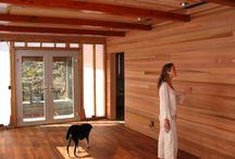 Cedar interior