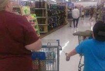 People of Walmart / by Natalie Pray