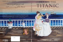 Books Worth Reading / My love of tea and The Titanic combined to share the wonderful grandeur of a by-gone era.